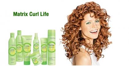 prodotti matrix curl life