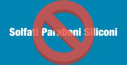 prodotti senza solfati parabeni siliconi