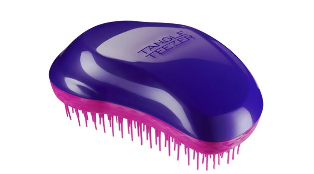 Spazzola per capelli ricci
