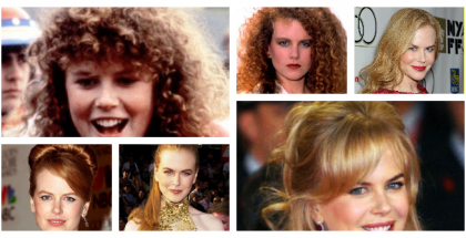 Nicole Kidman capelli ricci