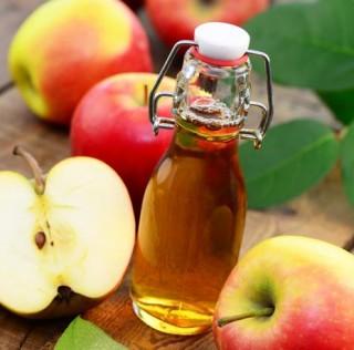Aceto di mele per lucidare, e non solo