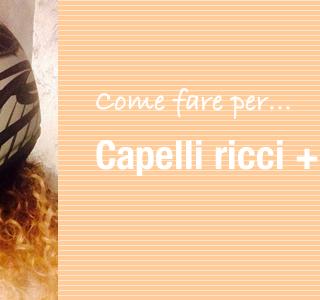 Capelli (ricci) + casco? Come sistemarli in 6 mosse