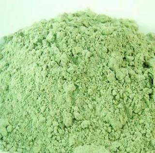 Argilla verde per ricci al top