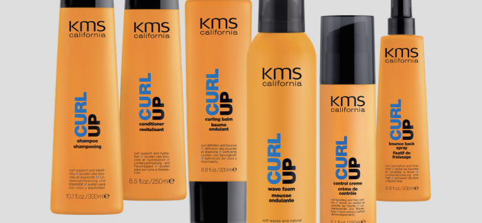 "Recensione Control Creme ""KMS California – Curl Up"""