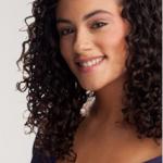 immagine di capelli ricci