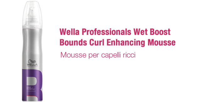 Wella Professional Style Wet Boost schiuma
