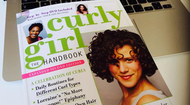 curly girl handbook