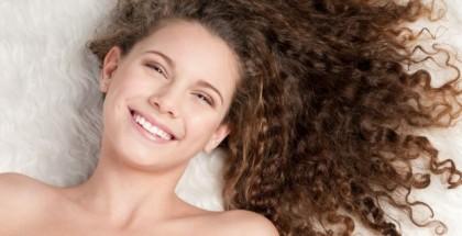 Volume radice capelli ricci