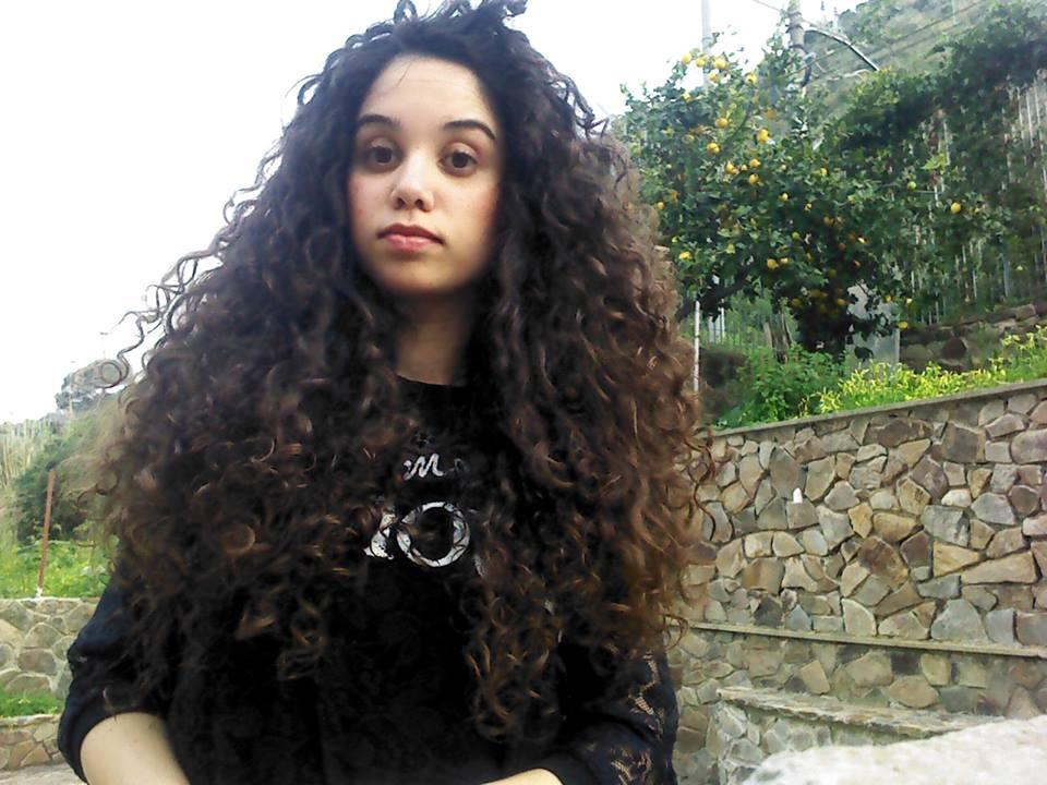 La Curly Routine Di Carmen Lamido Di Mais Ottimo Alleato