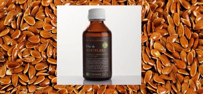 Recensione: 'Olio di semi di lino Biologico La Saponaria'